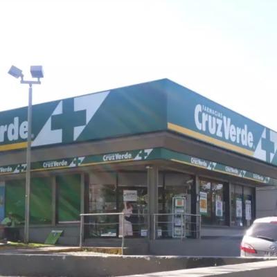 Mantencion Sucursales Cruz Verde Chile