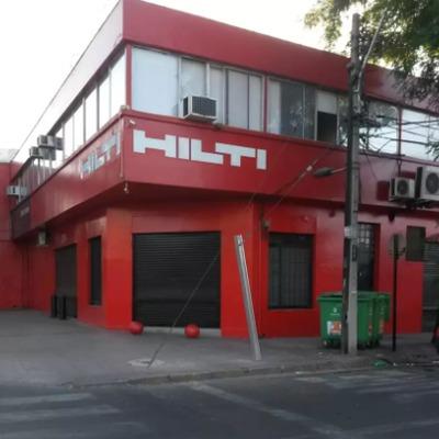 Mantencion Sucursales Hilti Chile