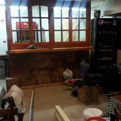 Remodelacion Pizzeria
