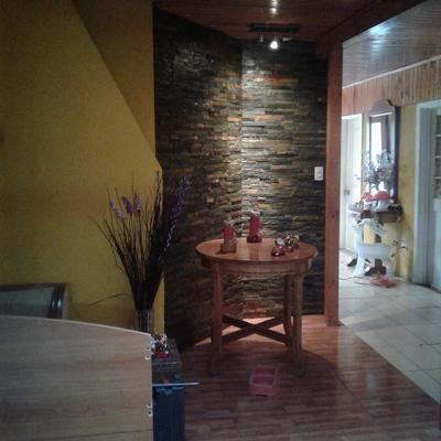 instalacion piedra decorativa