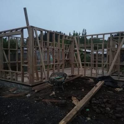 Construcción dos Casas