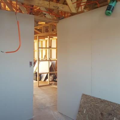 Construcción  de 2 piso