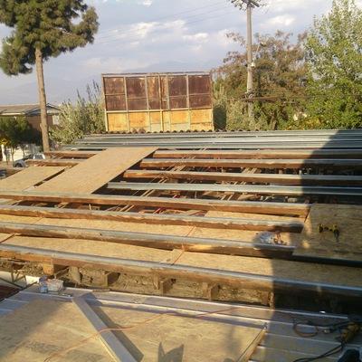 Remodelacion techo