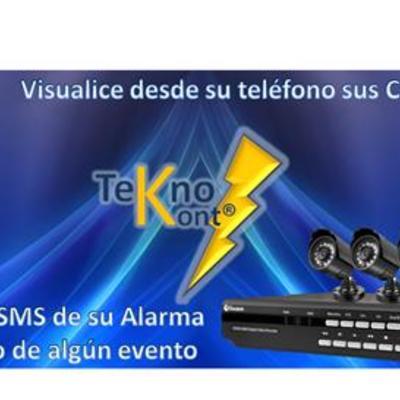 Instalacion de Camaras, Alarmas y Cerco Electrico