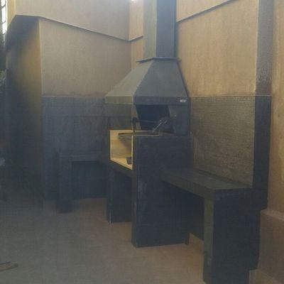QUINCHO EN CONSTRUCCION
