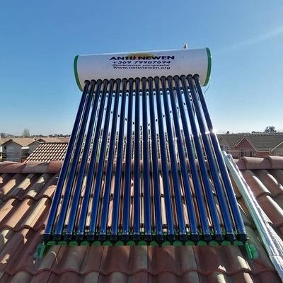 obtén agua caliente y reduce el consumo de gas energía fósil contaminante