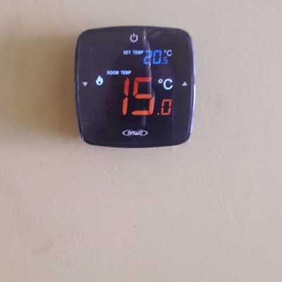 Recambio de caldera e instalación de termostato
