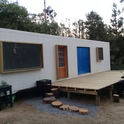 Construir casa prefabricada en vitacura precio y - Presupuesto casa prefabricada ...