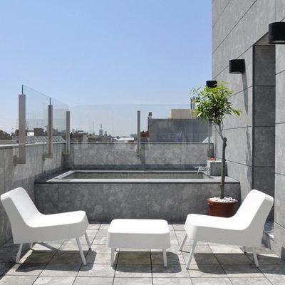 """7 ideas """"de altura"""" que aprendimos de las terrazas en áticos"""