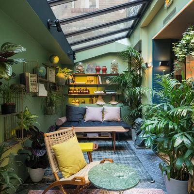 10 ideas maravillosas para cerrar tu balcón o terraza