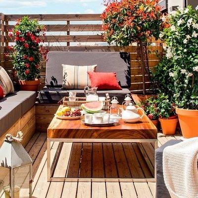 """Los 10 """"mandamientos"""" de una terraza perfecta"""