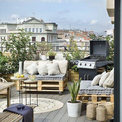 7 pisos para 7 terrazas de 7 estilos