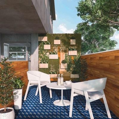 ¿Quieres tener una terraza Hygge?