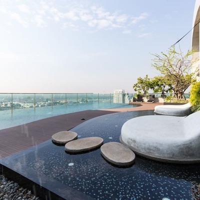 terraza zen