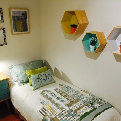 Proyecto Dormitorio Juvenil Edificio City - Maipu