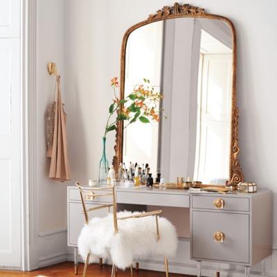 tocador con espejo extra