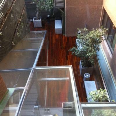 Mantención terraza tipo Deck - Corporativo COPEC