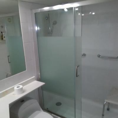Remodelación baño - Funcional