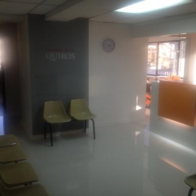 Remodelación Hall Clínica Dental