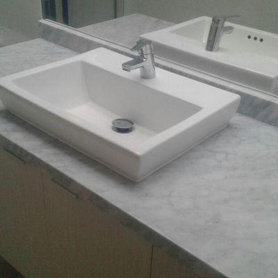 Remodelación baño cliente Las Condes