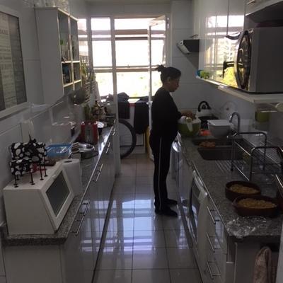 Proyecto de remodelación de una cocina