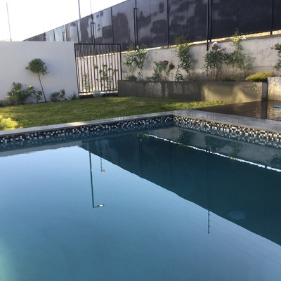 Construcción Jardín Chamisero
