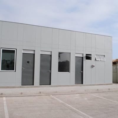 vista exterior del proyecto
