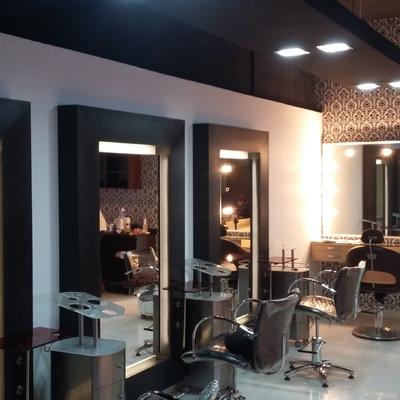 Habilitación de Salon de Belleza Beauty Factory