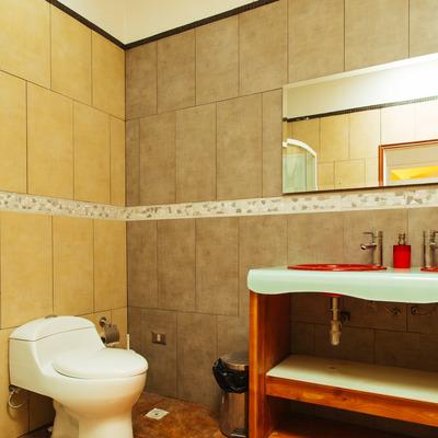 Diseño Baño porcelanato