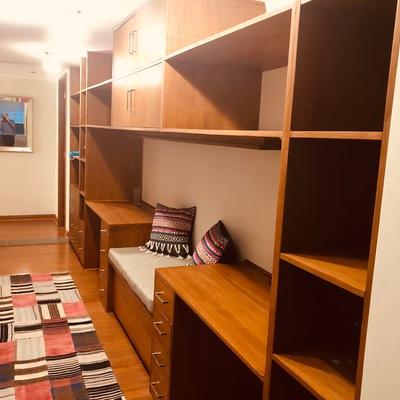 Mueble Biblioteca - Escritorio de estudio