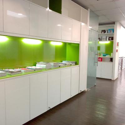 Proyecto de Interiorismo  Oficinas