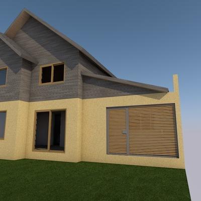 Diseño Ampliación Casa Francisco Acuña