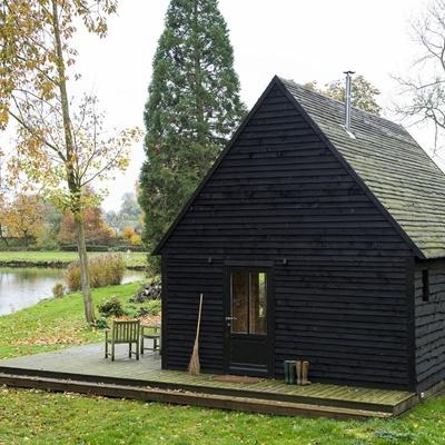 Un 7: hermosas cabañas de madera