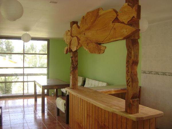 Foto bar cocina americana de felipe alvarez vallefin for Cocina americana de madera