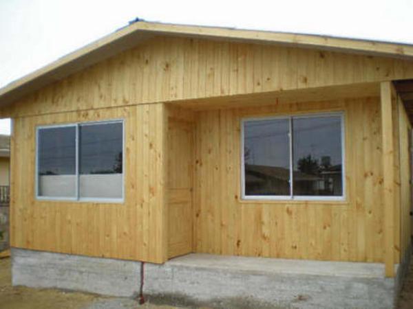 Foto casa con radier de casas penco 86591 habitissimo - Casas prefabricadas precios baratos ...