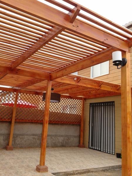 Foto cobertizo de joa construcciones 78556 habitissimo for Cobertizo jardin
