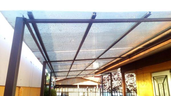 Foto cobertizo metalico de todo asistencia 179642 for Cobertizo metalico jardin