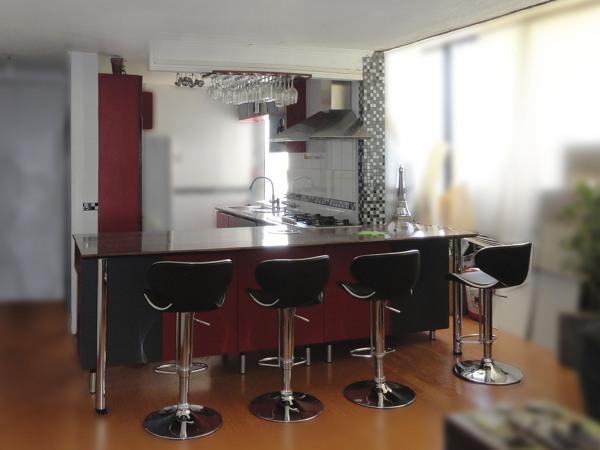 Foto cocina departamento de estudio menapa s 29299 for Cocina departamento
