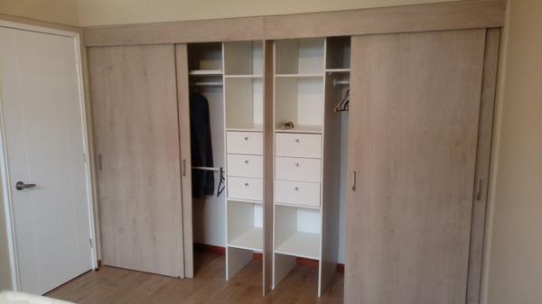 foto dormitorio matrimonial closet de dise o e innovacion