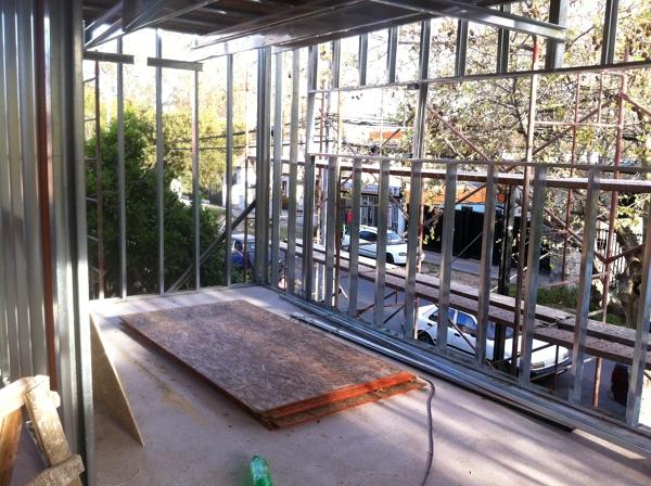Foto estructura de volco metal 2 piso de constructora valle verde ltda 148800 habitissimo - Estructura de metal ...