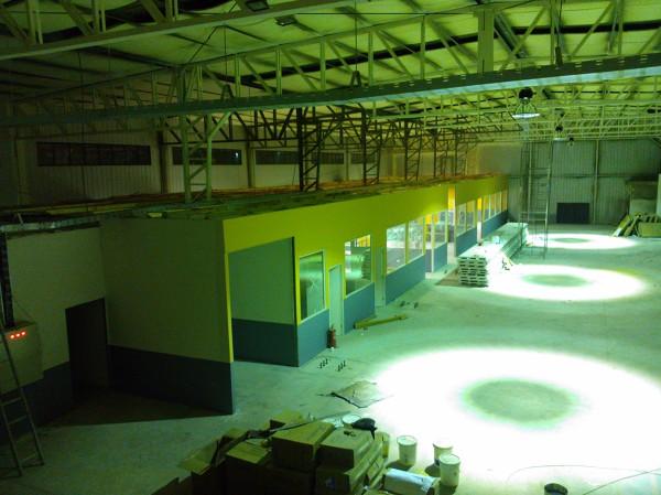 Foto instalacion el ctrica de salfate obras civiles for Instalacion electrica jardin