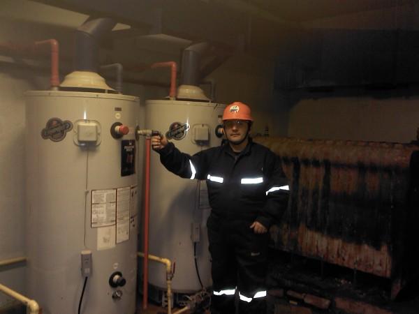 Foto instalaciones de termos electricos a gas de el elyon - Precios de termos de gas ...