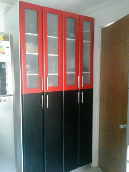 Foto: Mueble Cocina , Puertas Postformada , Puerta Vidriadas de ...