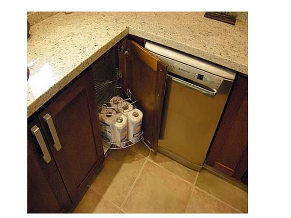 Foto mueble de cocina de madera de jeconstrucciones - Limpiar muebles de cocina de madera ...