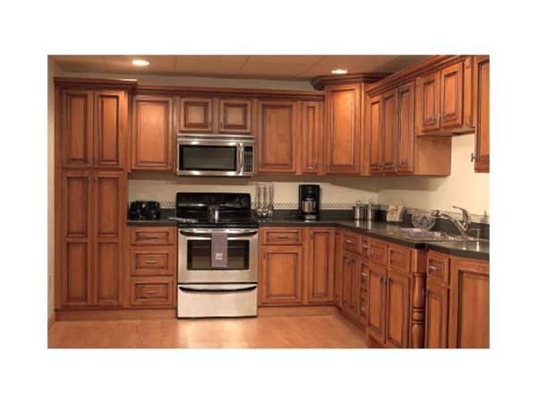 Foto mueble de cocina en maderas nobles de jeconstrucciones 68462 habitissimo - Cocinas en lucena ...