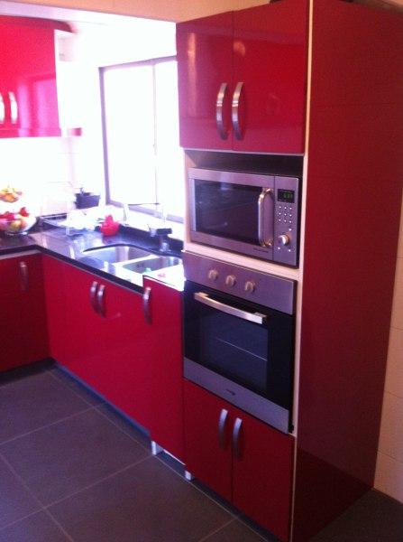 Foto mueble horno empotrado de dzero muebles a medida 97461 habitissimo - Conforama cocinas baratas ...