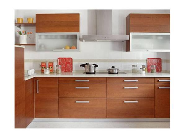 Foto mueble linea plana de jeconstrucciones 68468 for Muebles cocina modernos