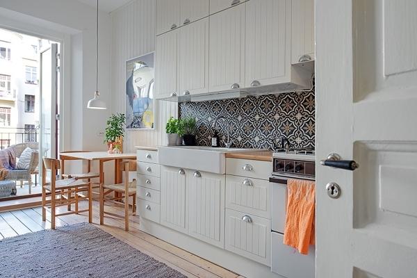 Foto: Muebles Altos en Cocina #167196 - Habitissimo