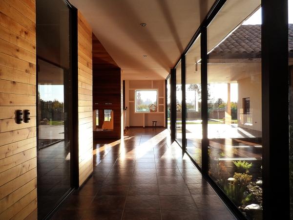 Foto primera vista acceso casa de sarmiento zamora - Arquitectos en zamora ...