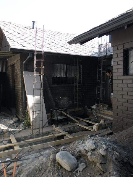 Foto remodelacion casa de sercalchile 8598 habitissimo for Remodelacion de casas pequenas fotos